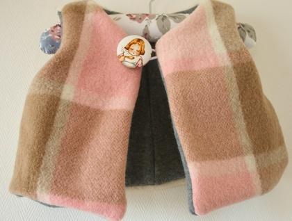 7 best Baby jacket images on Pinterest | Piccalilli, Blanket coat ...