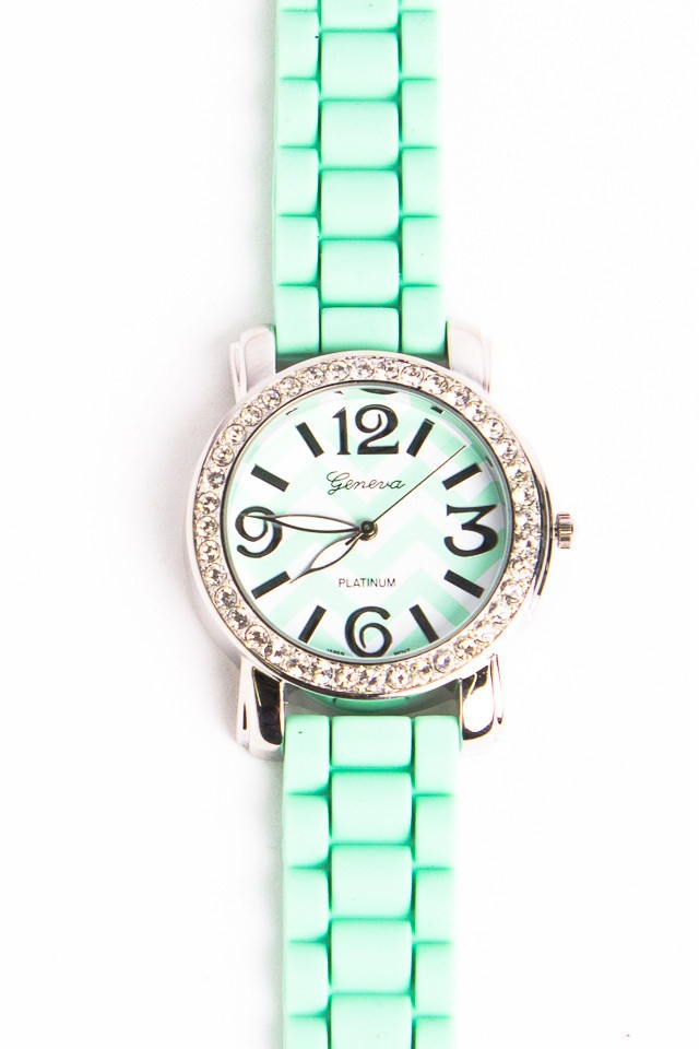Mint Watch - LOVE
