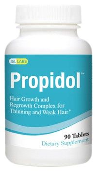 Wish   Propidol Hair Loss and Regrowth Supplement for Thinning Hair