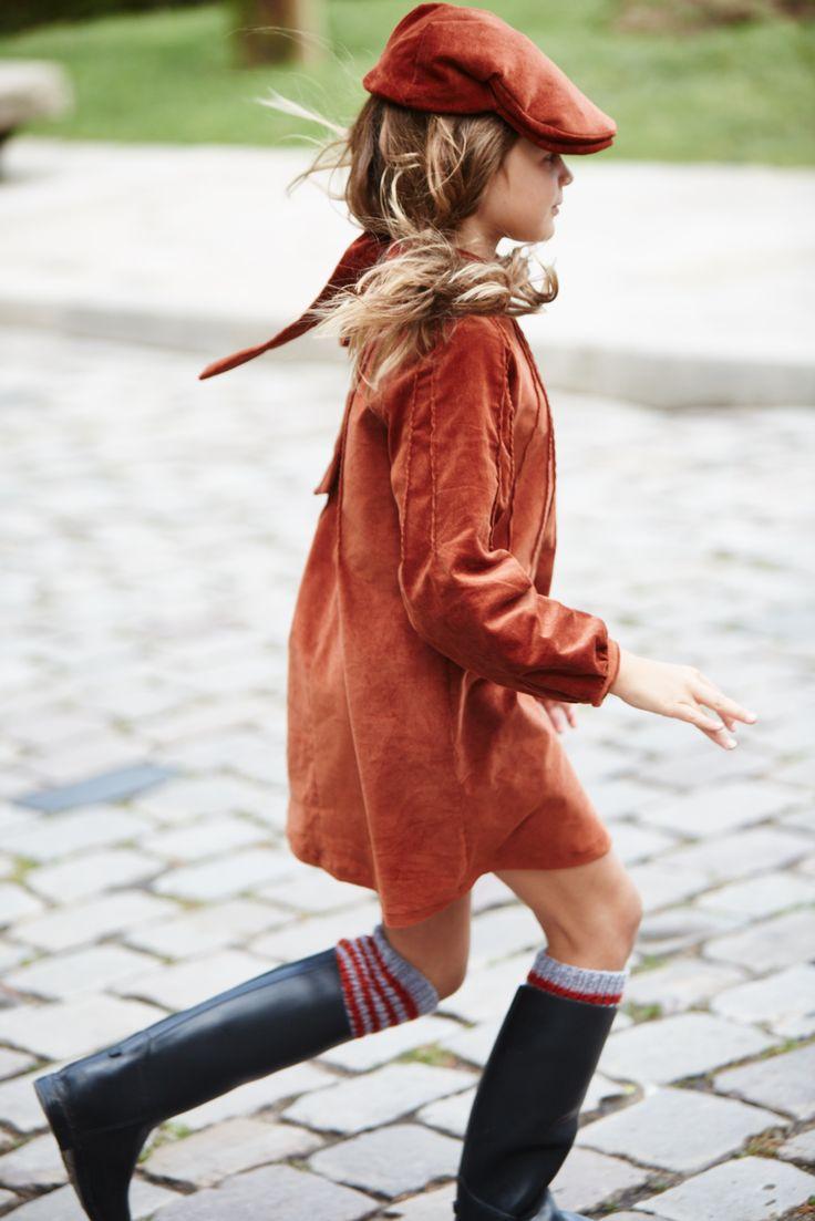 Colección otoño-invierno 2015 de la firma de #modainfantil #pepitobychus www.pepitobychus.com #niños #niñas #bebé #trendy #tendencias