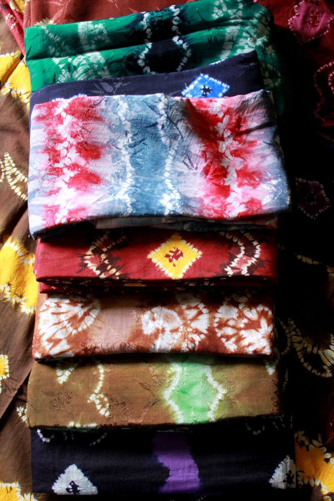 Sasirangan Fabric - South Kalimantan
