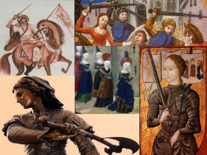 Conspiracy Feeds: Δέκα θρυλικές γυναίκες πολεμιστές που έγιναν σύμβο...