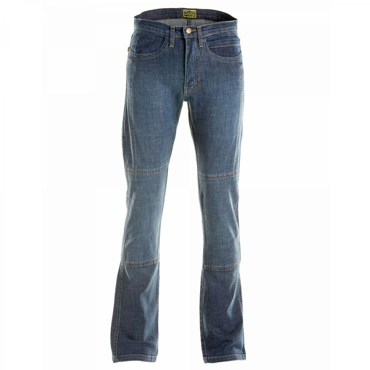 Draggin Jeans Biker Blue - £169.99 - Probably the most popular jean within the Draggin' range available at The Biker Store.