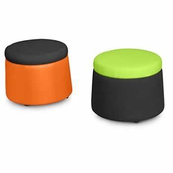 custom upholstered round ottomans nik nak.jpg