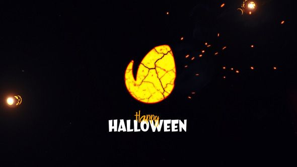 Halloween Logo (Special Events) #Envato #Videohive #aftereffects