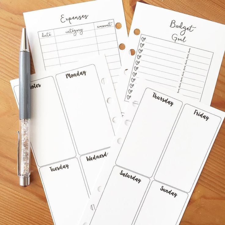 63 Best Images About RECOLLECTIONS PLANNER On Pinterest