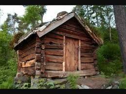Resultado de imagen para cabanas de troncos de madeira