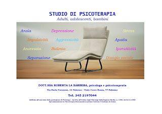 Roberta La Barbera: STUDIO DI PSICOTERAPIA