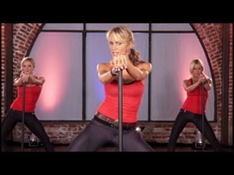▶ Burlesque Legs & Butt Dance Workout: Rockin Models - YouTube  Tried Carmen Electra's, might give this a shot.