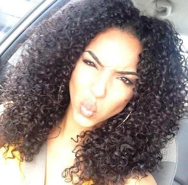 Big Rollers C Natural Hair