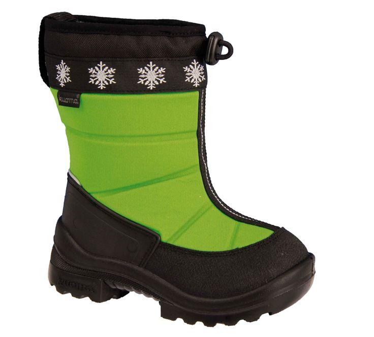 Финская обувь KUOMA подходит и для дождливой погоды и для самых холодных зим…