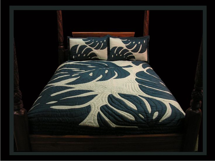 ulu hawaiian quilts | Ulu Nui Collection™ Hawaiian Elegance