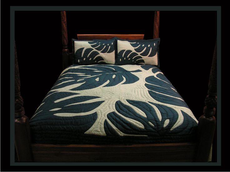 ulu hawaiian quilts   Ulu Nui Collection™ Hawaiian Elegance