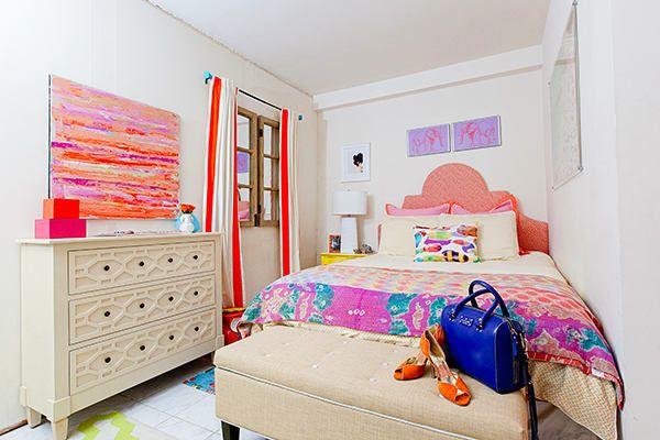 Как+сделать+спальню+уютной+и+красивой:+репортаж+до+и+после+ремонта
