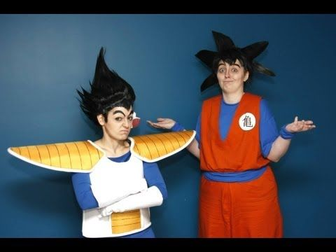 Coswork Log 3 -- Goku Wig