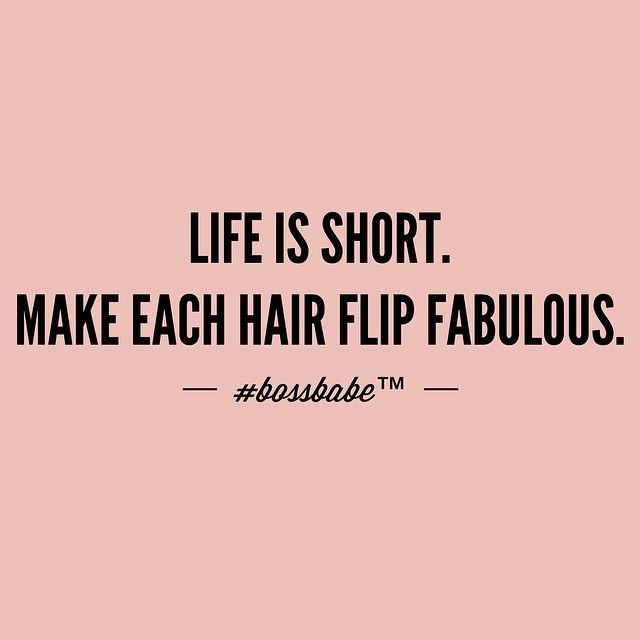 Girl Short Hair Quotes : Photo taken by bossbabe c on instagram pinned via the