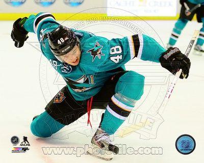 San Jose Sharks - Thomas Hertl Photo