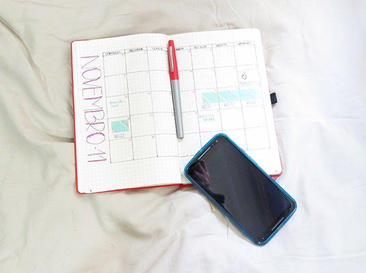 Saiba o que é um bullet journal e como ele pode ajudar na sua organização!