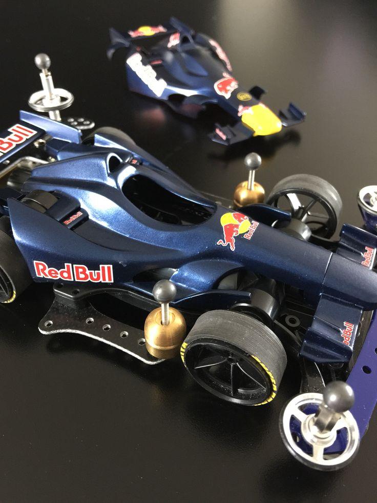 フレイムアスチュート Red Bull 仕様