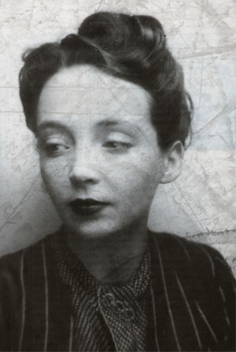 defrag:    Marguerite Duras: ilmestierediscrivere.wordpress.com    photobooth photo of marguerite duras sometime in the 1930s. anyone have more information on this image? i've seen this clearer one before…  also better moment than ever to remind you of my photobooth tag.