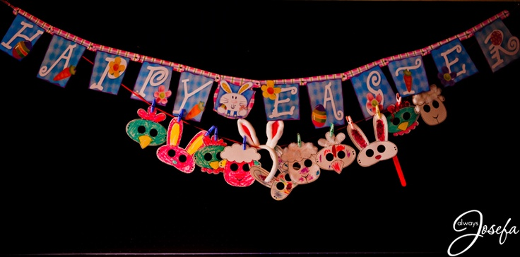 Happy Easter! www.alwaysjosefa.com
