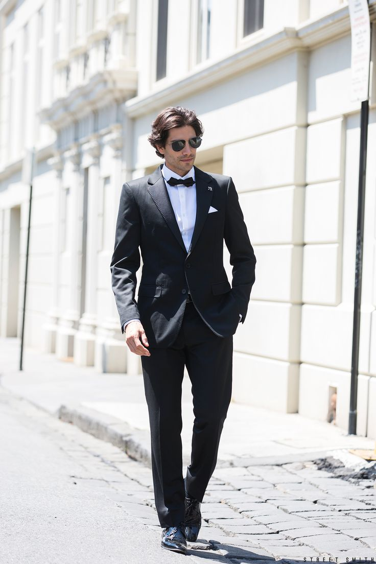 Colin Gold from @thetrendspotter in Calibre Noir Tux. Shot by The Street Smith. @calibreaust