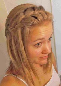 Image result for shoulder length wedding hair