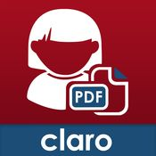 ClaroPDF - Accessible Pro PDF Reader by Claro Software Limited - Annotation features with text-to-speech
