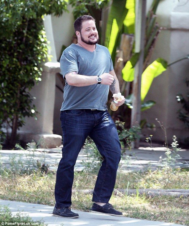 Chaz Bono gave up part of his long weekend to campaign for Heidi Shink in the Los Angeles, California, neighbourhood.  The 46-year-old went door-to-door  to try to encourage residents of his own area to vote for the candidate, who is running for West Hollywood City Council.