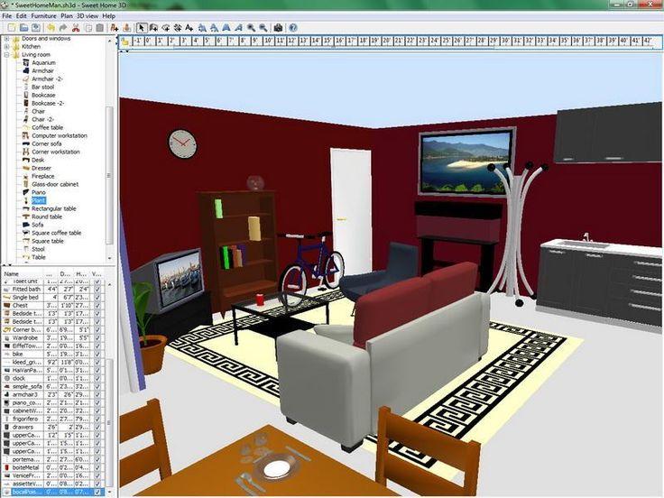 3D Cad Kitchen Design Software Free Best 25 Room Design Software Ideas On Pinterest  Virtual Room