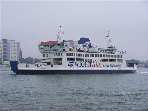 Wightlink: St. Catherine