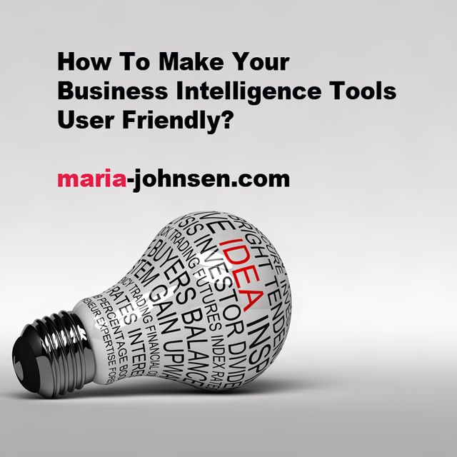 Spice Up Business Intelligence Tools | Million Dollar Blog