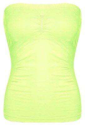 http://domodi.pl/odziez/odziez-damska/bluzki-damskie/neon-yellow-stretch-bandeau-top-zolty_2840695