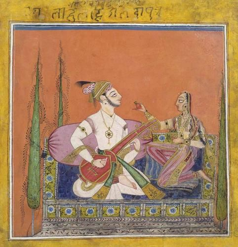 17 Best Images About Mughal  Indian Art On Pinterest -7387