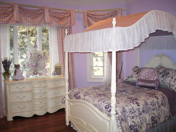 LAVENDER BEDROOM PERFECT FOR LITTLE PRINCESS Girl Room Girls Bedroom
