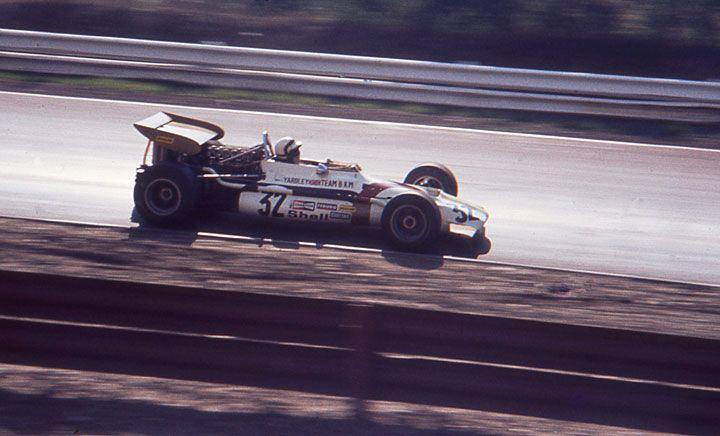 Peter Westbury / BRM P153