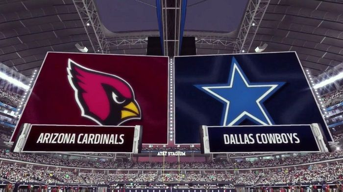 Watch NFL Hall of Fame: Arizona Cardinals vs Dallas Cowboys Live Streaming free online on your PC, laptop, Mac, I-pad, Tab, Ps4/3, I-phone Android or any other online device. We provide unlimited free live streaming NFL match with HD quality in your device. Here you can find clear and continuos NFL live stream at your place.