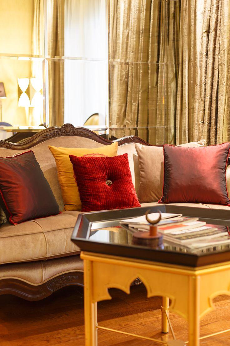 ''Jumeirah Zabeel Saray'' by Arketipo Design #Interior #Guestroom #Detail #