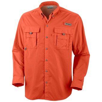 Columbia Sportswear Backcountry Bahama II PFG Fishing Shirt - Long Sleeve (For Men)