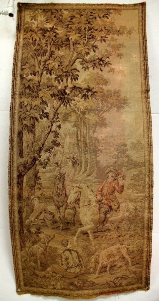 Lovely Antique Tapestry