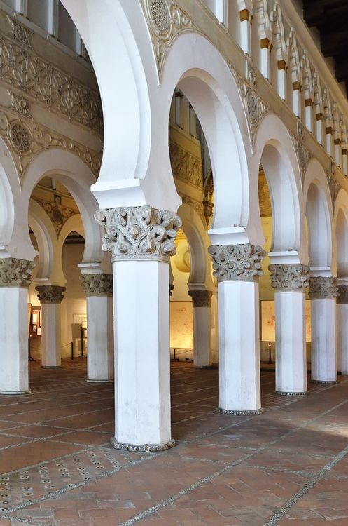 St. María la Blanca, Seville | Spain (by Csilla Zelko)