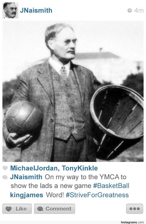 Who S The Guy Who Created Basketball 15