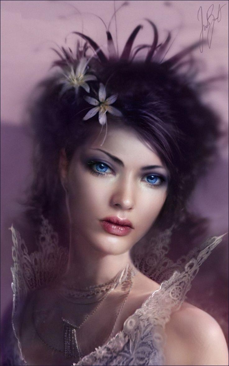 Lilac fairy dust