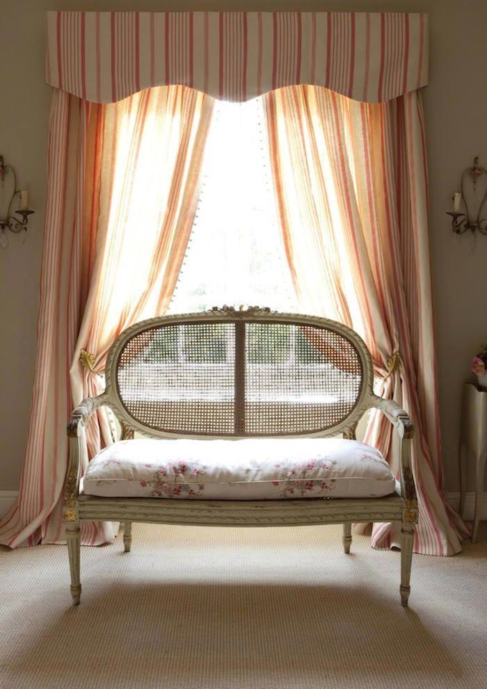17 mejores ideas sobre cortinas shabby chic en pinterest ...