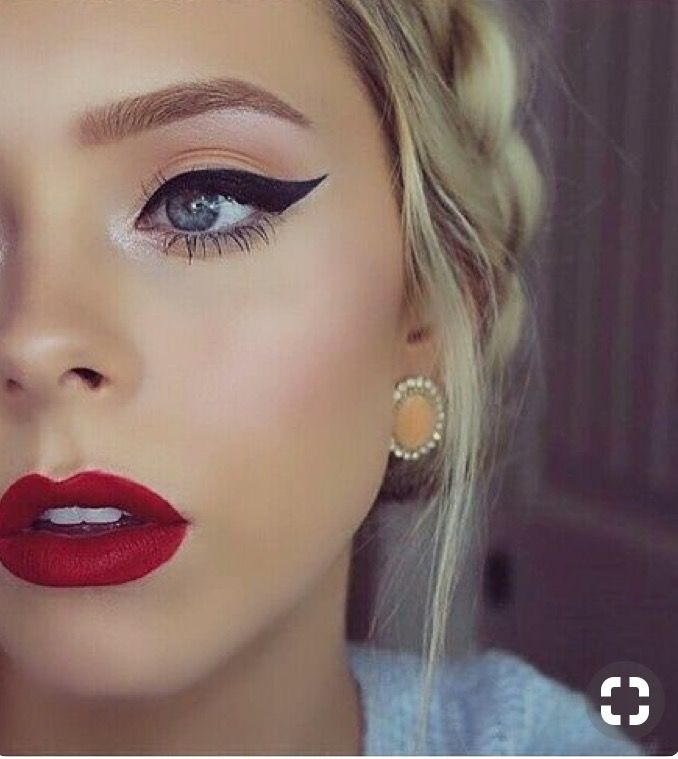 Traditional Makeup Look 💋🔥💄