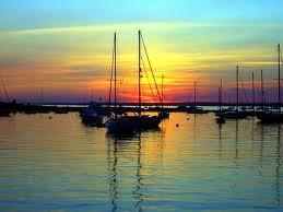 The view of Watch Hill Harbor from the place I used to bartend, beautiful place to grow up!