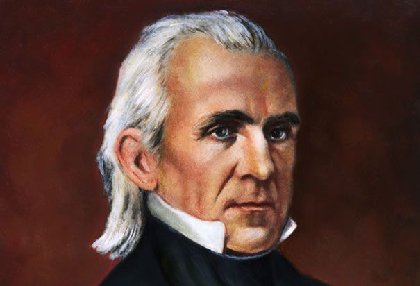 a thesis on james knox polk James knox polk's presidency has received attention for the unusual conditions of his nomination and election, his prosecution of war with mexico, and his consolidation of the nation via negotiations with the british for the oregon territory 1 yet.