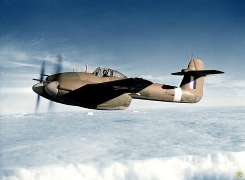 Westland Whirlwind Mk. I .