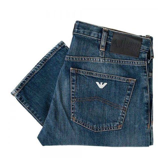 Armani Jeans Clothing | J21 Denim Trousers 06j81