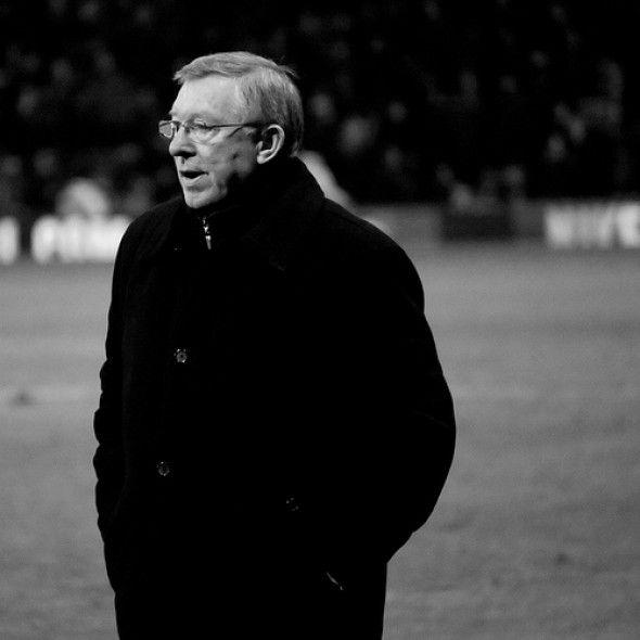 Top 10 Football Manger - Sir Alex Ferguson #DFK